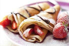 Pancake Strawberrie